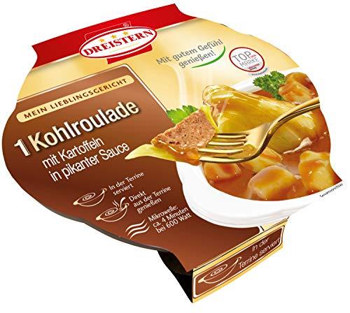 Dreistern Kohlroulade mit Kartoffeln, 400 g