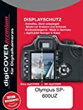 DigiCover Screen Protector Premium f/Olympus SP-600