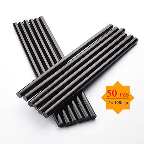 50 Piezas Barras de Silicona Recambio
