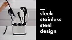 Amazon Com Oxo Good Grips 10 Piece Kitchen Utensil Set Oxo Set Utensils Kitchen Dining