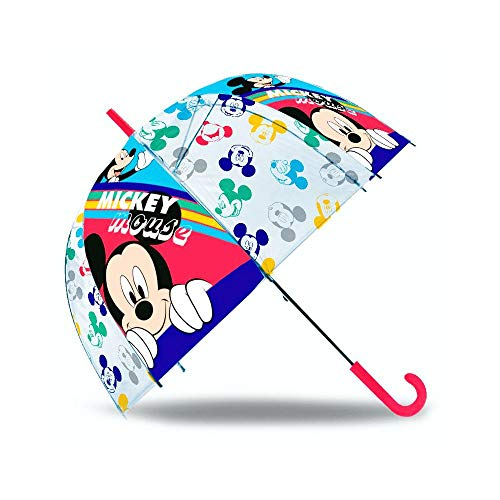 Stockschirm Automatik   Micky Maus   70 cm   Kinder Regenschirm   Mouse