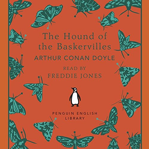 The Hound of the Baskervilles                   By:                                                                                                                                 Arthur Conan Doyle                               Narrated by:                                                                                                                                 Freddie Jones                      Length: 3 hrs and 3 mins     2 ratings     Overall 5.0