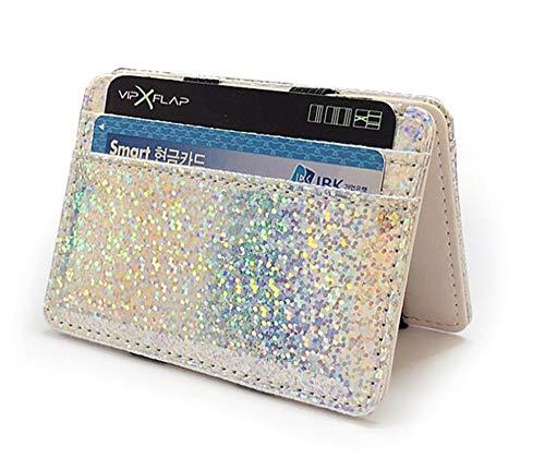 Hpybest Business Card Houders Merk Designer id & Naam Kaarthouder Retro Mini Portemonnees Coin Purses Hasp Pocket