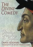 The Divine Comedy: Paradise, Purgatory and Inferno (Paperback)