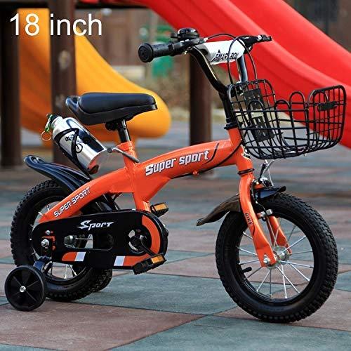 WXX 5188 18 Pulgadas del Pedal del Marco Deportes Versión niños Acero...