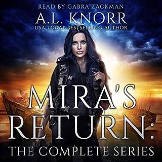 Mira's Return: The Complete Series: A Mermaid Fantasy Adventure & Prequel to the Elemental Origins Series cover art