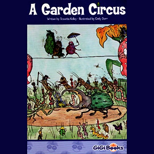 A Garden Circus audiobook cover art