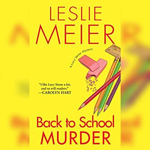 Back to School Murder cover art