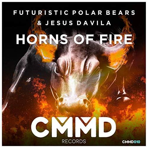 Futuristic Polar Bears & Jesus Davila