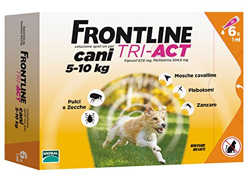 FRONTLINE TRI-ACT KG. 5-10 (6P) OFF.SPECIALE