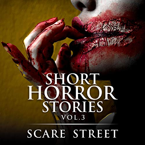 Short Horror Stories Vol. 3  By  cover art