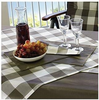 sun garden Set de Table Lot de 2, 48x 32 cm 90226-6