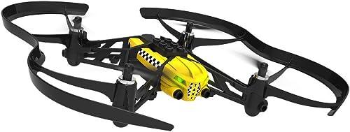 Drone Parrouge Airborne voiturego Travis