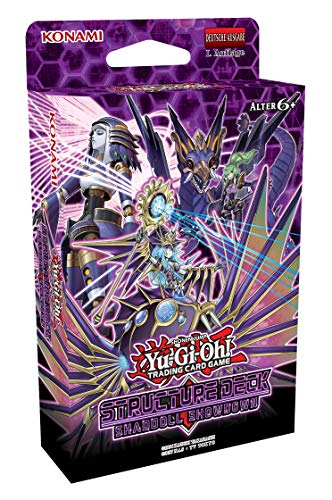 Yu-Gi-Oh! TRADING CARD GAME Structure Deck - Shaddoll Showdown - Deutsche Ausgabe