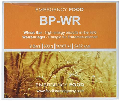 BP WR BP5 Emergency Food Nourriture de secours, longue durée de conservation