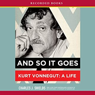 And So It Goes audiobook cover art