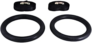 TA Sport Gym Ring Set  Black