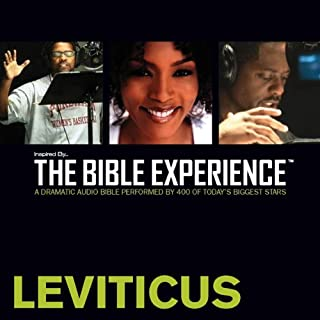 Inspired By … The Bible Experience Audio Bible - Today's New International Version, TNIV: (03) Leviticus audiobook cover art