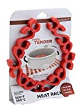 Prepara Metropolitan Meat Rack, Flexible, One Size, Red