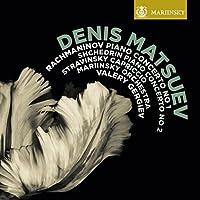 Rachmaninoff: Piano Concerto No. 1; Stravinsky: Capriccio; Shchedrin: Piano Concerto No. 2 by Denis Matsuev