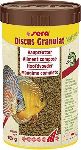 sera 00305 discus granulaat 250 ml - hoofdvoering voor alle discusvissen