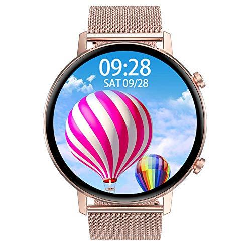 Relógio inteligente SmartWatch IWO DT96 Unissex - Anuncio Oficial (Rosa)