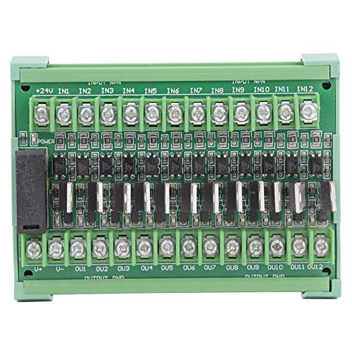 PLC Amplifier Board, Convenient PLC Relay Board, Saving Time Avoid System Instability for Protect PLC Internal Relays