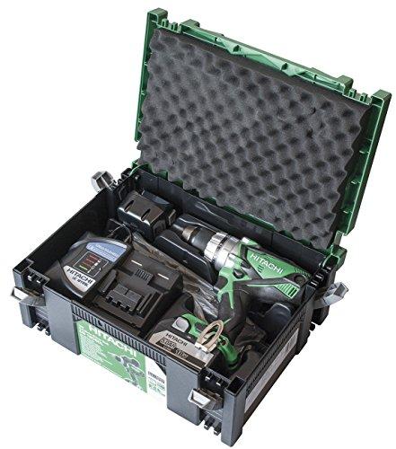 Hitachi DS18DSDL Akku-bohrschrauber 18V/ 5 Ah Li-ion - 7