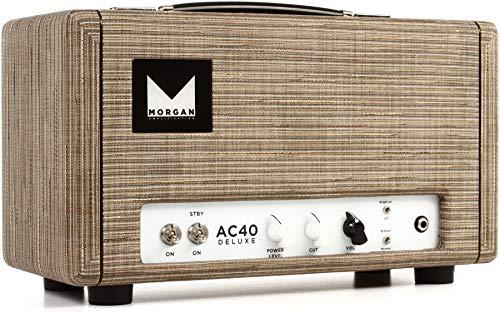 Morgan AC40 Deluxe Driftwood · Topteil E-Gitarre