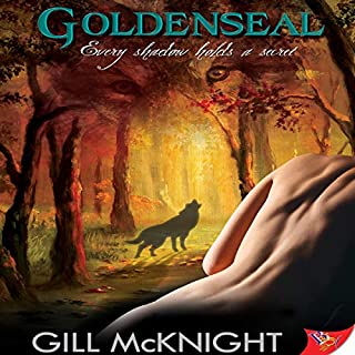 Goldenseal audiobook cover art