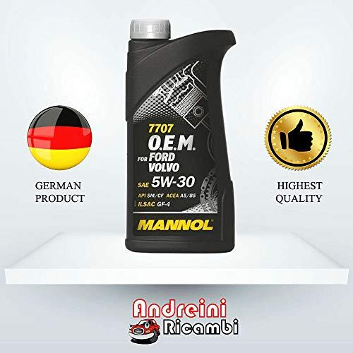 Motoröl 5W-30 | GERMAN Qualität -...