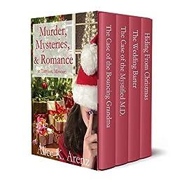 Murder, Mysteries, and Romance in Tarryton, Missouri by [Alice K. Arenz]