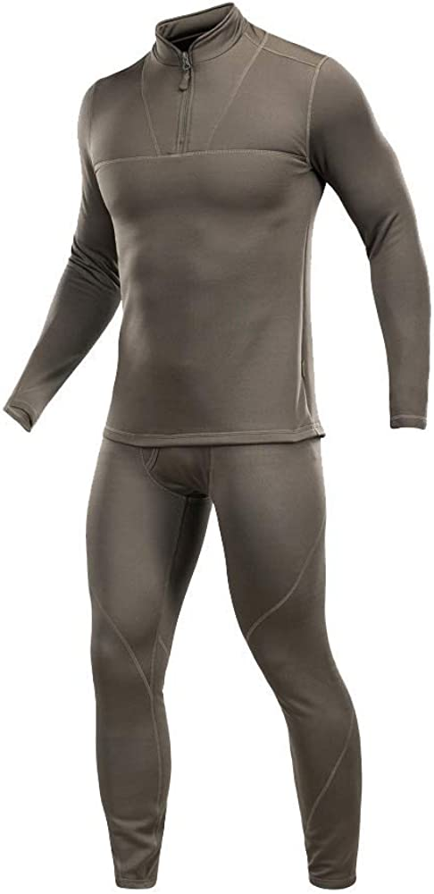 Mens Sales for Very popular sale Thermal Underwear Set Ultra Soft Lined Fleece Extreme Warm