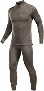 ddd93508198 Mens Thermal Underwear Set Ultra Soft Fleece Lined Warm Extreme Cold Long  Johns