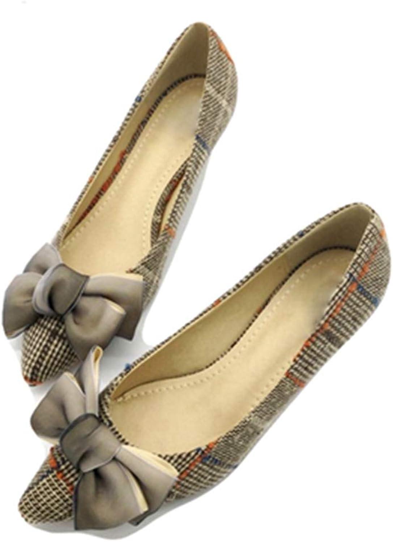 Kyle Walsh Pa Women Pumps shoes Kitten Heel Bowknot Pointed Toe Ladies Office Working Casual Footwear