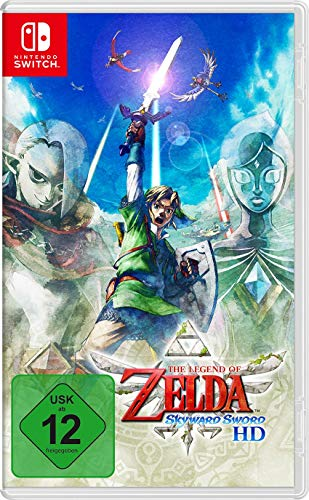 The Legend of Zelda: Skyward Sword HD [Nintendo Switch]