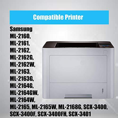 4Benefit Compatible Toner Cartridge Replacement for Samsung MLT-D101S ML-2165W SF-760P SCX-3405FW ( Black , 2 pk ) Photo #6