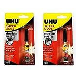Best Super Glues - UHU Super Glue Adhesive - Pipette Applicator 3g Review