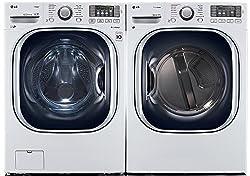 Lg turbo pair washer dryer