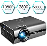 Projector, CiBest Video Projector 170' Display Portable Mini LED Home...