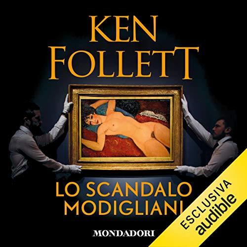 Lo scandalo Modigliani copertina