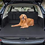 KOZI PET Car Boot Liner Protector, Waterproof Auto Mat Dogs Cover, Trunk Dog