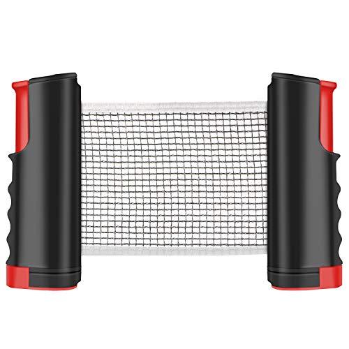 Tencoz Tischtennis-Set, Tischtennisnetze Tischtennisschläger Tischtennis Schläger...