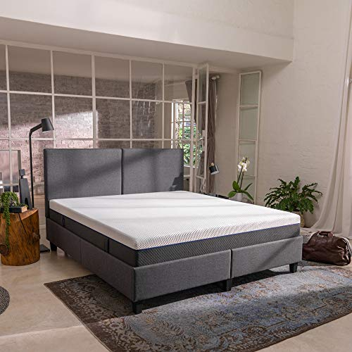 Emma Original SINGLE Mattress 25 cm high | UK's Most Awarded Mattress | 200 Night Trial