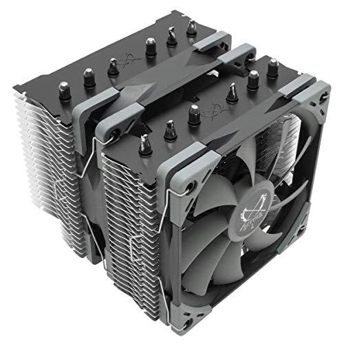 Scythe Fuma 2 Dissipatore per CPU Twin-Tower Design