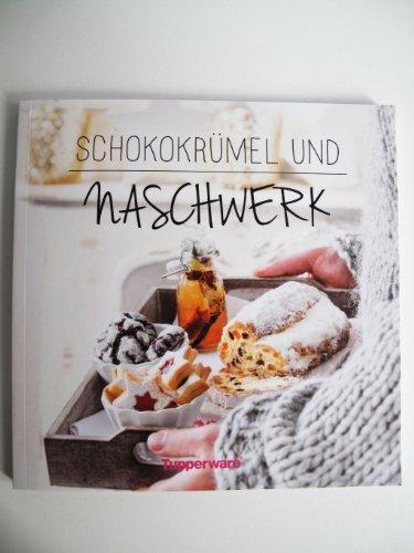 Tupperware E43 chocoladekruimels en snoepwerk, kookboek, receptenboek, bakboek, chocolade