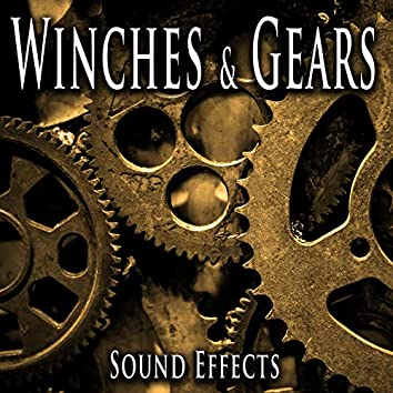 Winches and Gears Sound Effects