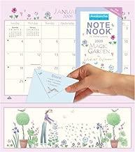 Magic Garden Note Nook 2009 Calendar