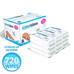 Simply two ingredients: Our fragrance-free baby wipes contain 99.9% water with just a drop of fruit extract Ideal for sensitive skin: Waterwipes baby wipes are gentle enough for premature, infant, and newborn skin Simple & clean: Vegan society accred...