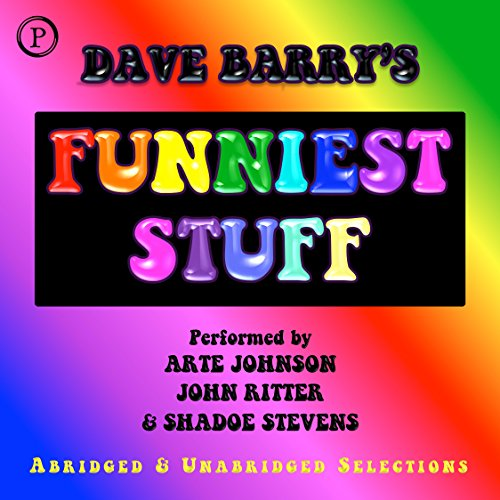 Dave Barry's Funniest Stuff cover art